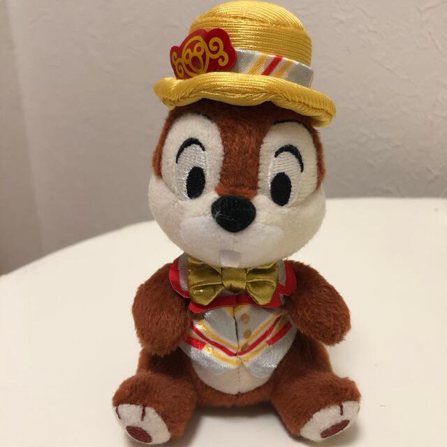 Daisy(デイジー)のハピネスイズヒア チップ ぬいぐるみバッチ エンタメ/ホビーのおもちゃ/ぬいぐるみ(キャラクターグッズ)の商品写真