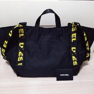DIESEL - 超美品 DIESEL 2wayハンドバッグ ショルダーバッグ リュック ロゴ