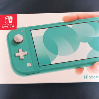 Nintendo Switch - 任天堂 Switch Lite ターコイズ