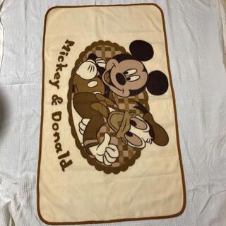 ミッキーマウス(ミッキーマウス)のミッキー ブランケット(おくるみ/ブランケット)