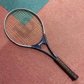 ウィルソン(wilson)のテニスラケット ビンテージ 硬式(ラケット)