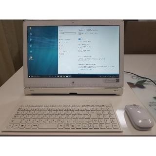 NEC - 【美品】薄型 パソコン NEC Frista  HF150シリーズ