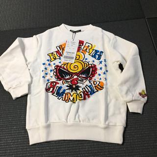 ヒステリックミニ 110サイズ (Tシャツ/カットソー)