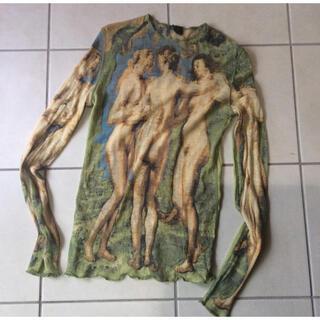 ジャンポールゴルチエ(Jean-Paul GAULTIER)のジャンポールゴルチエ パワーネット (Tシャツ/カットソー(七分/長袖))