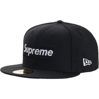 シュプリーム(Supreme)のSupreme World Famous New Era Black 7 3/8(キャップ)