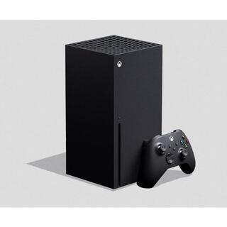 エックスボックス(Xbox)の【新品未開封】 Xbox Series X 1TB 日本版 エコバッグ付(家庭用ゲーム機本体)