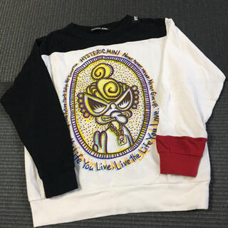 ヒステリックミニ(HYSTERIC MINI)のヒステリックミニ 110サイズ (Tシャツ/カットソー)