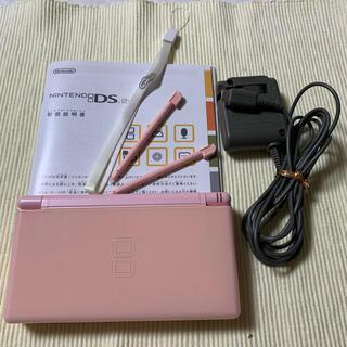 ニンテンドーDS - ニンテンドー DS LITE ピンク