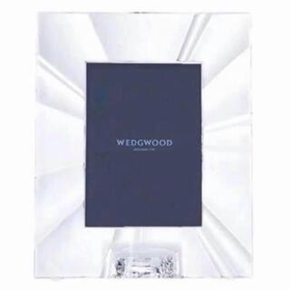 ウェッジウッド(WEDGWOOD)の【新品】WEDGWOODフォトフレーム   プレゼント包装(フォトフレーム)