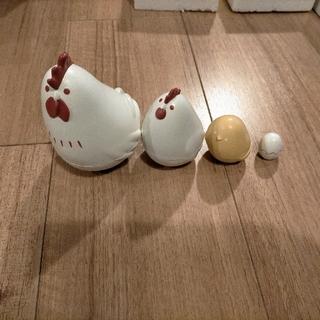アフタヌーンティー(AfternoonTea)のAfternoon Tea 鳥 マトリョーシカ(置物)