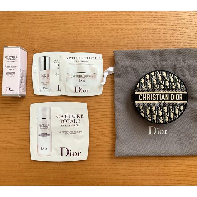 Dior(ディオール)のディオール クッションファンデーションケース コスメ/美容のベースメイク/化粧品(ファンデーション)の商品写真