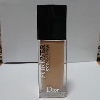 Christian Dior - 【中古】ディオールスキンフォーエヴァーフルイドグロウ/ディオール/1W