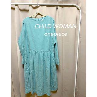 チャイルドウーマン(CHILD WOMAN)のCHILD WOMAN ワンピース (ロングワンピース/マキシワンピース)