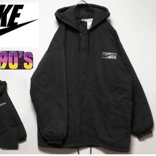 ナイキ(NIKE)のNIKE 古着 モッズコート 90年代 銀タグ(モッズコート)