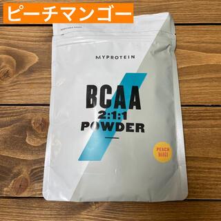 マイプロテイン(MYPROTEIN)のマイプロテイン BCAA 250g(ピーチマンゴー味)(アミノ酸)