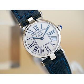 Cartier - 美品 カルティエ マスト ヴァンドーム オパラン シルバー SM Cartier