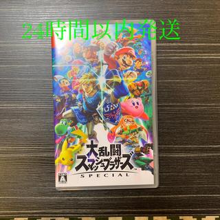Nintendo Switch - 大乱闘スマッシュブラザーズ SPECIAL Switch  スマブラ