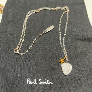 Paul Smith - paul smith ネックレス 試着のみ チェーン約14cm