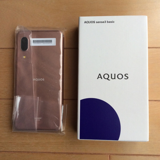 AQUOS - ★AQUOS sense3 basic 32 GB SIMフリーSHV48★