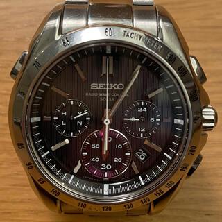 セイコー(SEIKO)のSEIKO セイコー ブライツ クロノグラフ 8B82 0AE0(腕時計(アナログ))