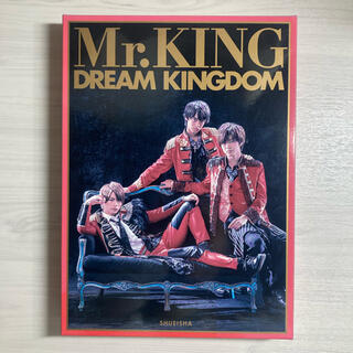 Johnny's - Mr.KING DREAM KINGDOM 初回盤