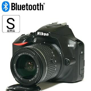 Nikon - 【Nikon】美品★スマホとかんたん接続!D3500レンズキット