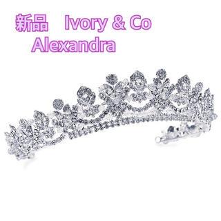 Vera Wang - 新品未使用 Ivory & Co ティアラ  Alexandra