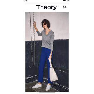 theory - theory Canton Bistrech Cardinal Trouser