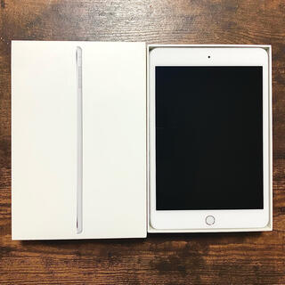 iPad - Apple iPad mini 4 32GB Wi-Fi シルバー