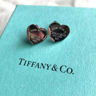 Tiffany & Co. - tifany シルバーピアス