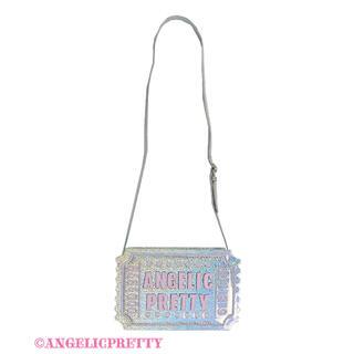 アンジェリックプリティー(Angelic Pretty)のGirly Stickerポシェット(ショルダーバッグ)
