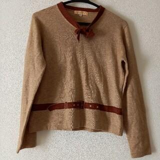 アトリエサブ セーター ゆったりサイズ