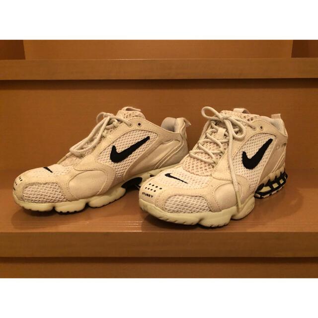 NIKE(ナイキ)の最終値下げ!NIKE AIR ZOOM SPIRIDON CG2 STUSSY メンズの靴/シューズ(スニーカー)の商品写真
