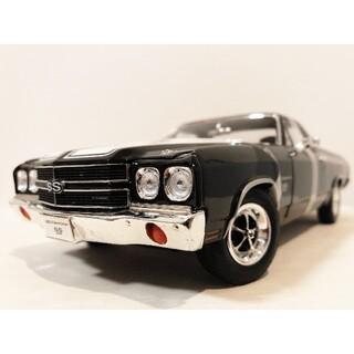 シボレー(Chevrolet)のWelly/'70 Chevyシボレー ElCaminoエルカミーノ 1/18(ミニカー)