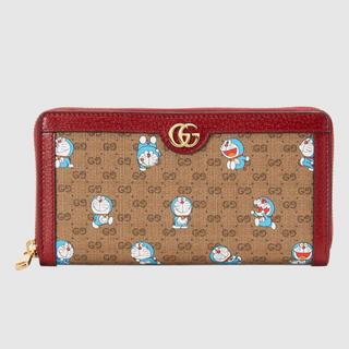 Gucci - ドラえもんグッチ GUCCIジップアラウンドウォレット長財布