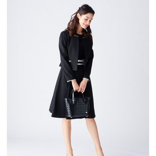 TOCCA - TOCCA 【洗える!】LUMINOUS ドレス & ジャケット