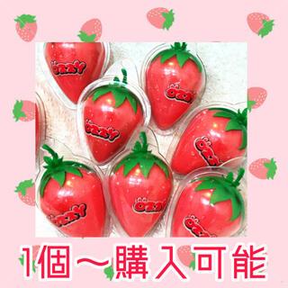 地球グミ いちごグミ Ozzy 韓国 モッパン ASMR 日本未入荷 BTS(菓子/デザート)