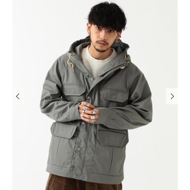 THE NORTH FACE(ザノースフェイス)の約半額‼︎ノースフェイスパープルレーベルマウンテンパーカ Mサイズ メンズのジャケット/アウター(マウンテンパーカー)の商品写真