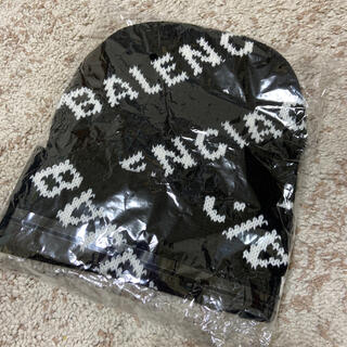 Balenciaga - 新品#未使用@バレンシアガ ニット帽 帽子 キャップ 海外購入