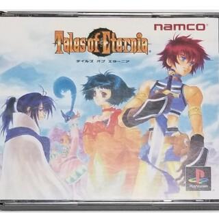 プレイステーション(PlayStation)のテイルズオブエターニア TOE PSソフト プレステソフト(家庭用ゲームソフト)
