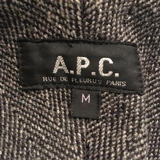 アーペーセー(A.P.C)のジャケット(テーラードジャケット)