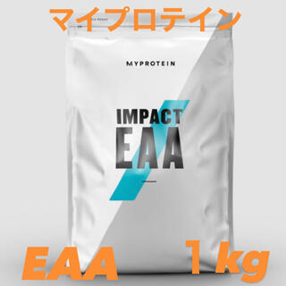 マイプロテイン(MYPROTEIN)のマイプロテイン インパクト EAA  1kg  トロピカル(アミノ酸)