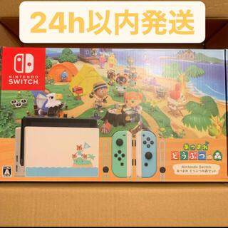 Nintendo Switch - Nintendo Switch あつまれ どうぶつの森セット 任天堂スイッチ