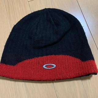 オークリー(Oakley)のニット帽(ニット帽/ビーニー)