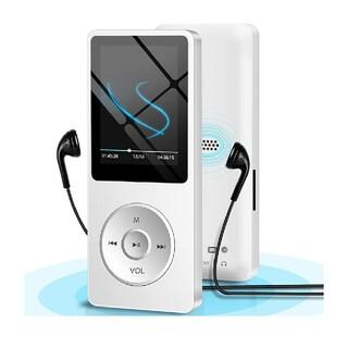 MP3プレイヤー 音楽プレーヤー 多機能 内蔵 スピーカー HIFI超高音質