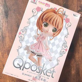 BANPRESTO - Qposket/カードキャプターさくら/フィギュア❤なかよし/セーラームーン