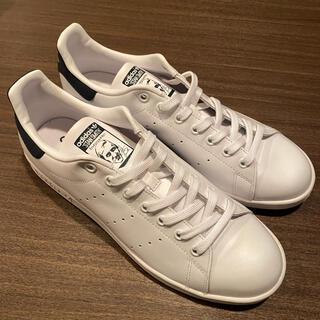 アディダス(adidas)のアディダス スタンスミス ネイビー 28㎝(スニーカー)