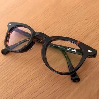 EFFECTOR - エフェクター 眼鏡 AW アンディ ウォーホール 美品