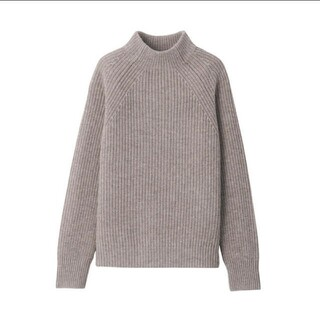 MUJI (無印良品) - 本日限定【無印】モックネックセーター