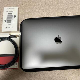 Apple - Macbook air m1チップ おまけ多数付き